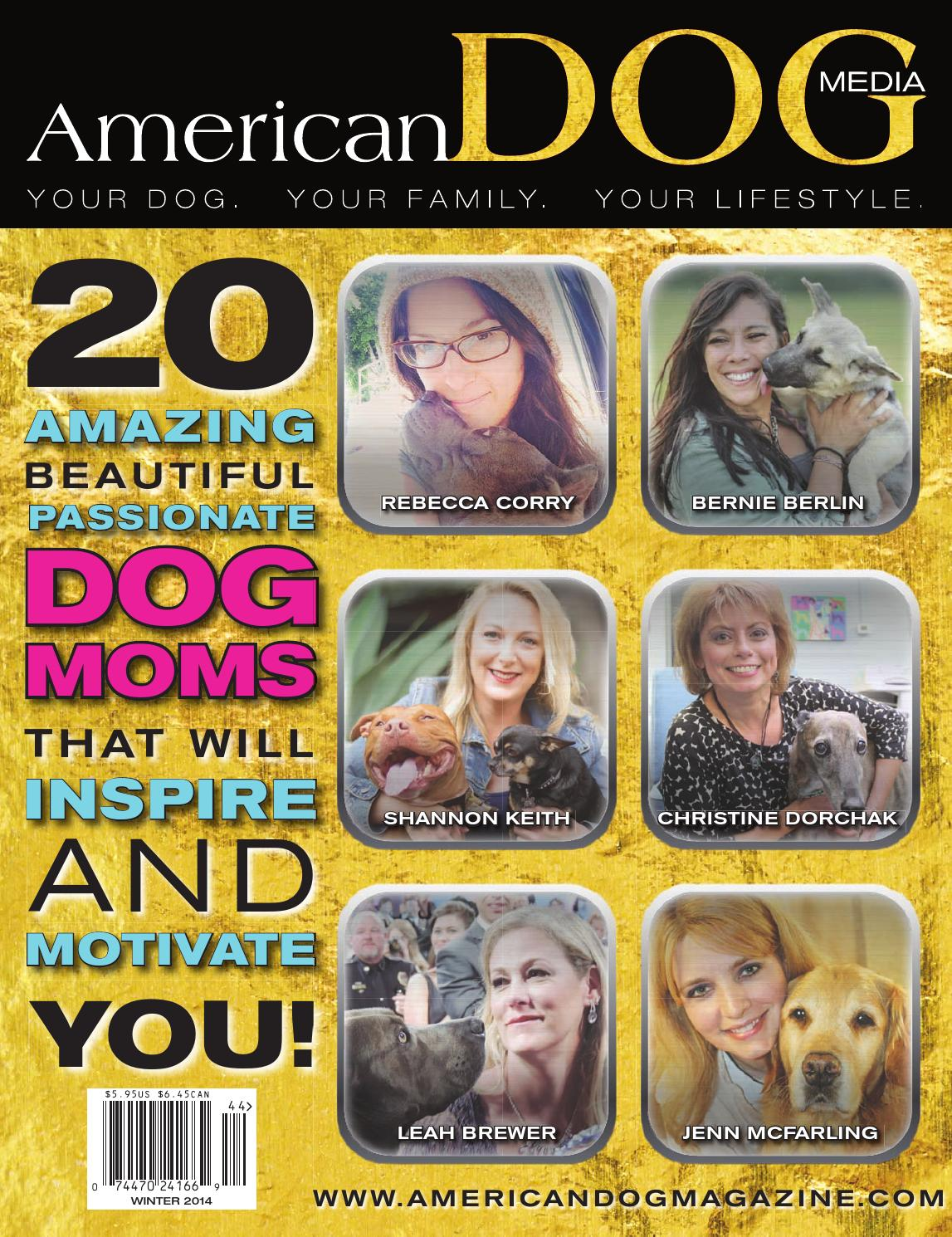 d612d0d5b9e7a American Dog Winter 2014 by The American Dog Magazine - issuu