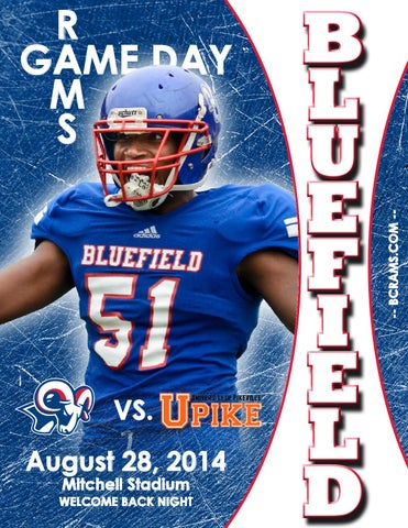 bluefield college football schedule