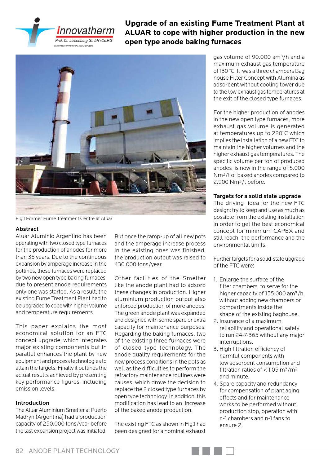 Aluminium World Journal 2014 by GMC Online - issuu