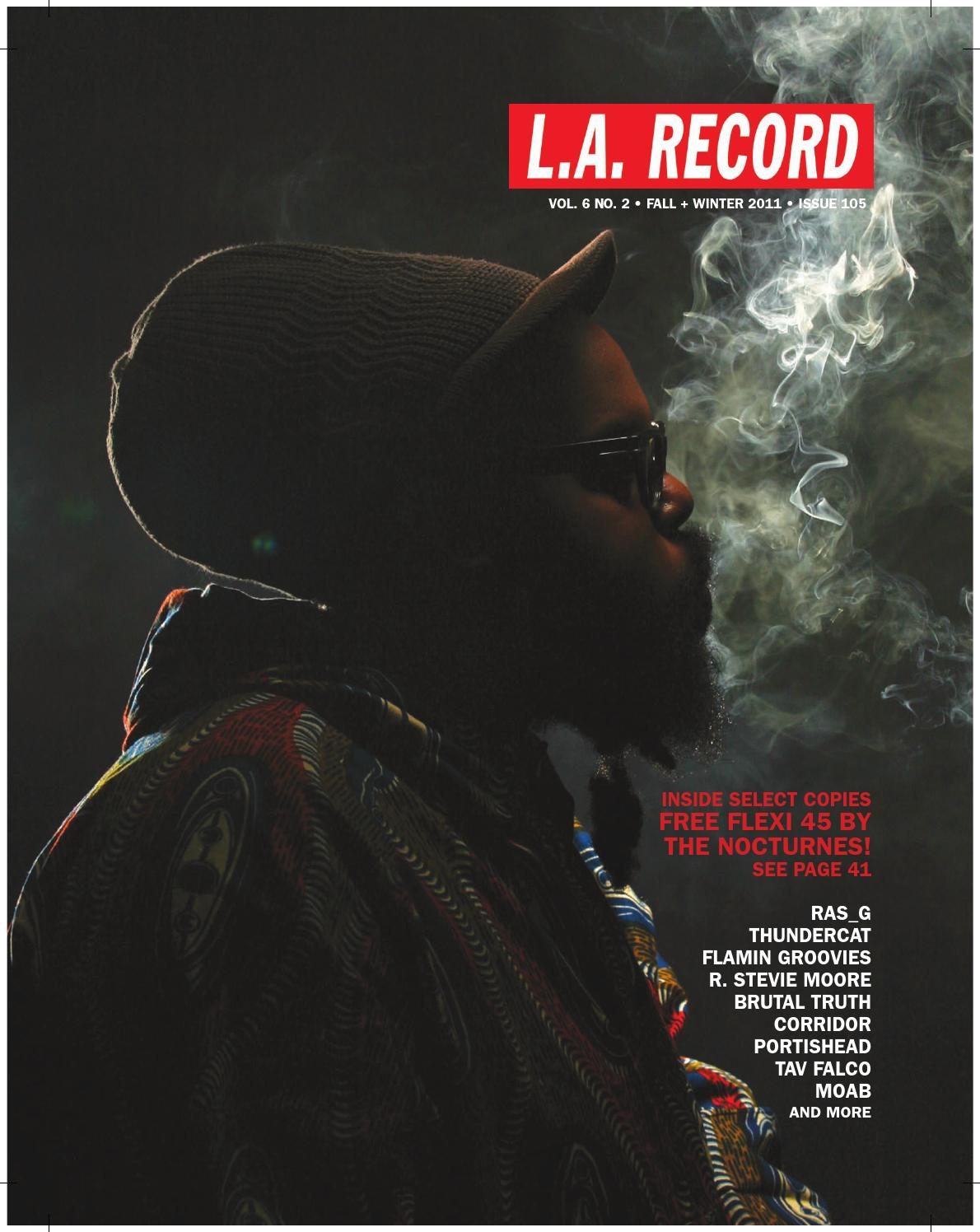 LA RECORD ISSUE 105 by L.A. RECORD - issuu 3528046d2