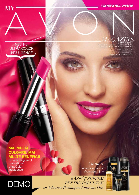 Avon magazine купить косметику бруно вассари
