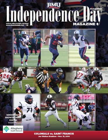 Independence Day Magazine Nov 15 2014 By Robert Morris