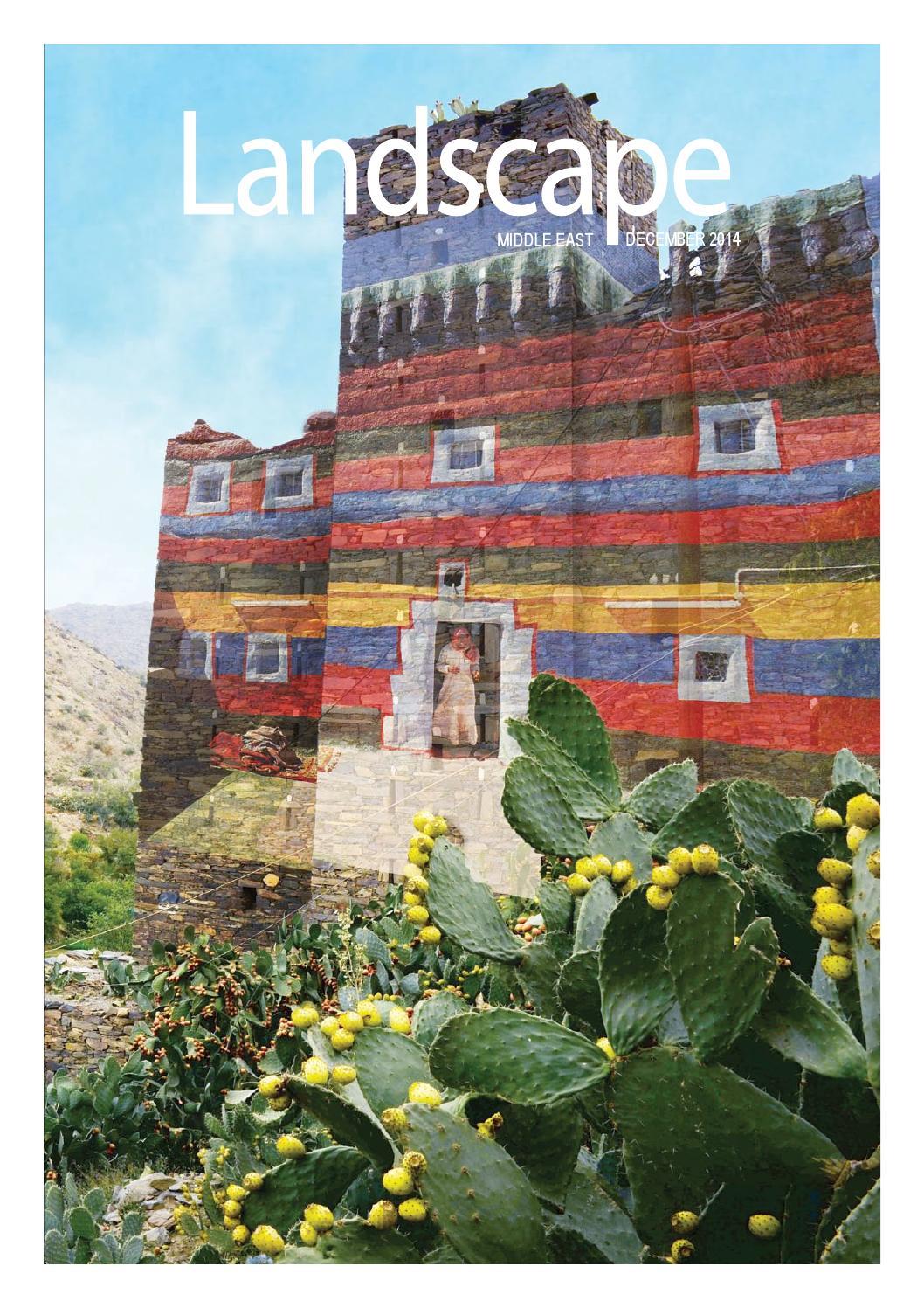 Landscape Magazine December 2014 By Allan Castro Issuu