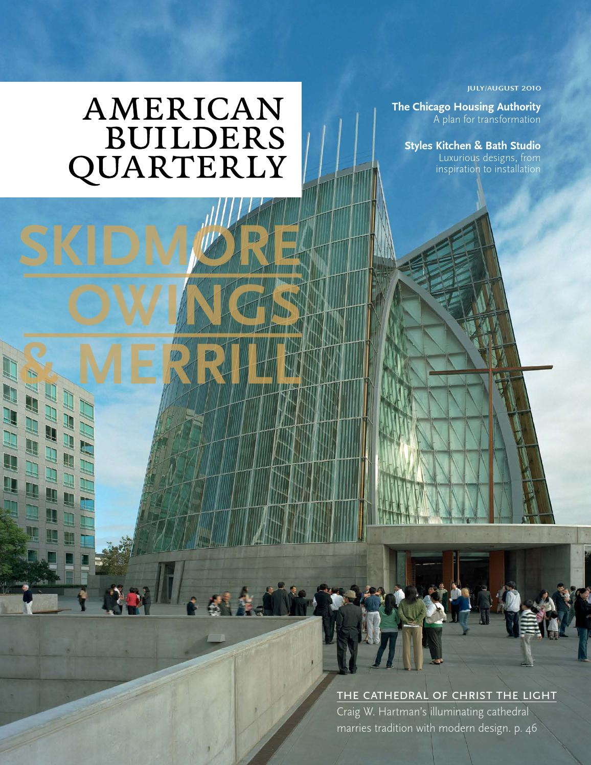American Builders Quarterly, #34 by Aaron Lewis - issuu