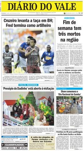 7511 diario segunda feira 08 12 2014 by Diário do Vale - issuu 44a8fece05321