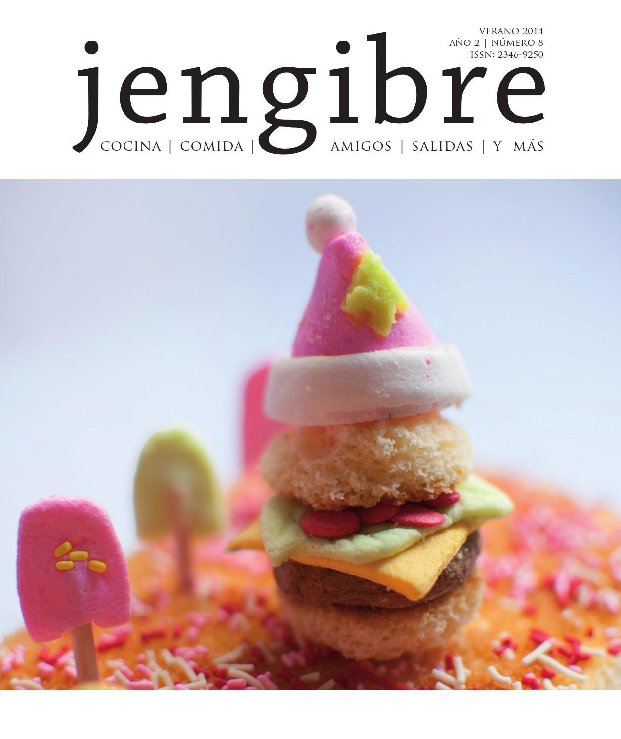 Revista Jengibre n8 by Revista Jengibre - issuu