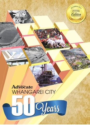 Whangarei City 50 Years Dec 2014 By Northern Advocate Issuu