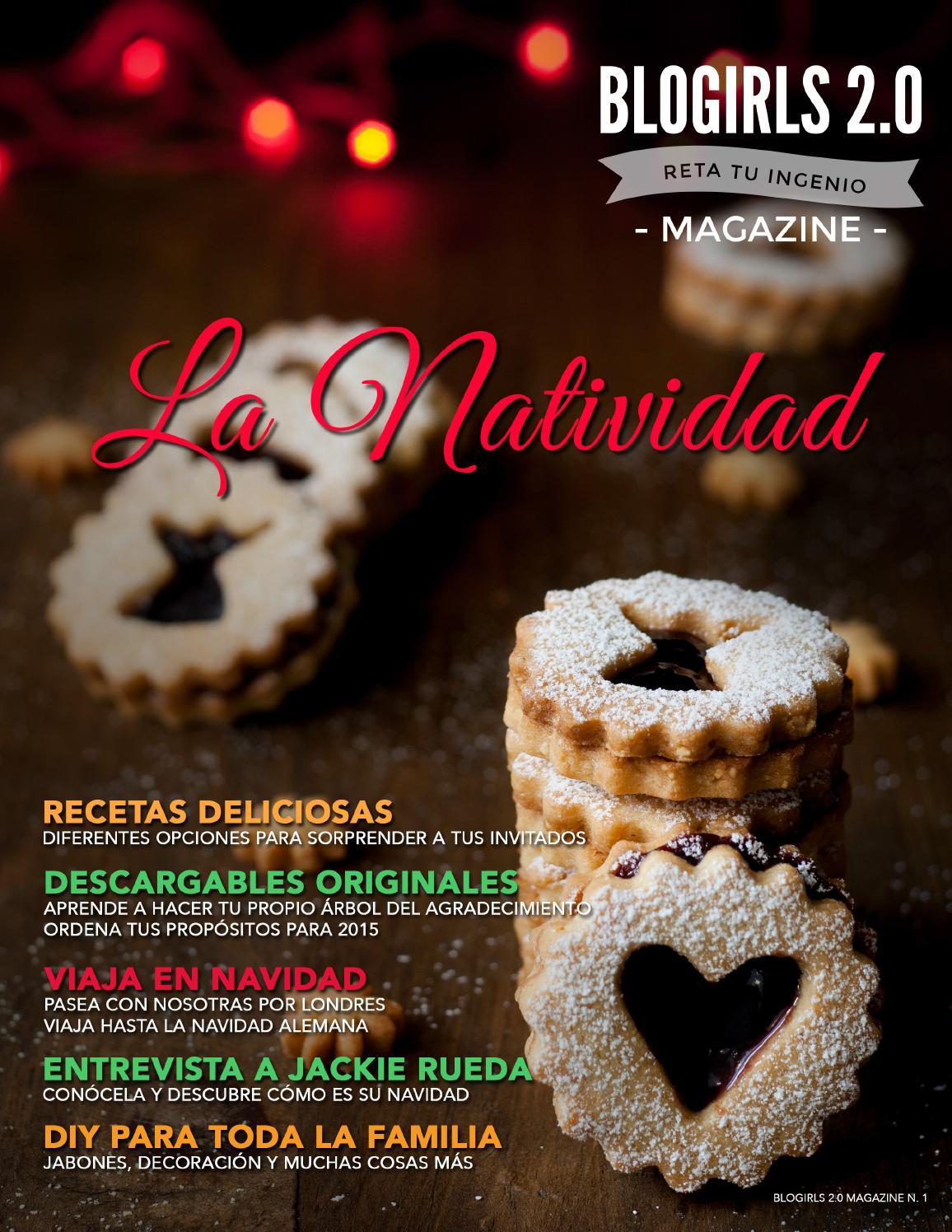 La Natividad - MAGAZINE #1 by Blogirls 2.0   Revista Online - issuu