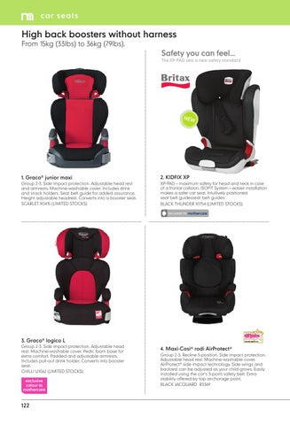 Mothercare Singapore Catalogue 20152016 By Mothercaresg Issuu
