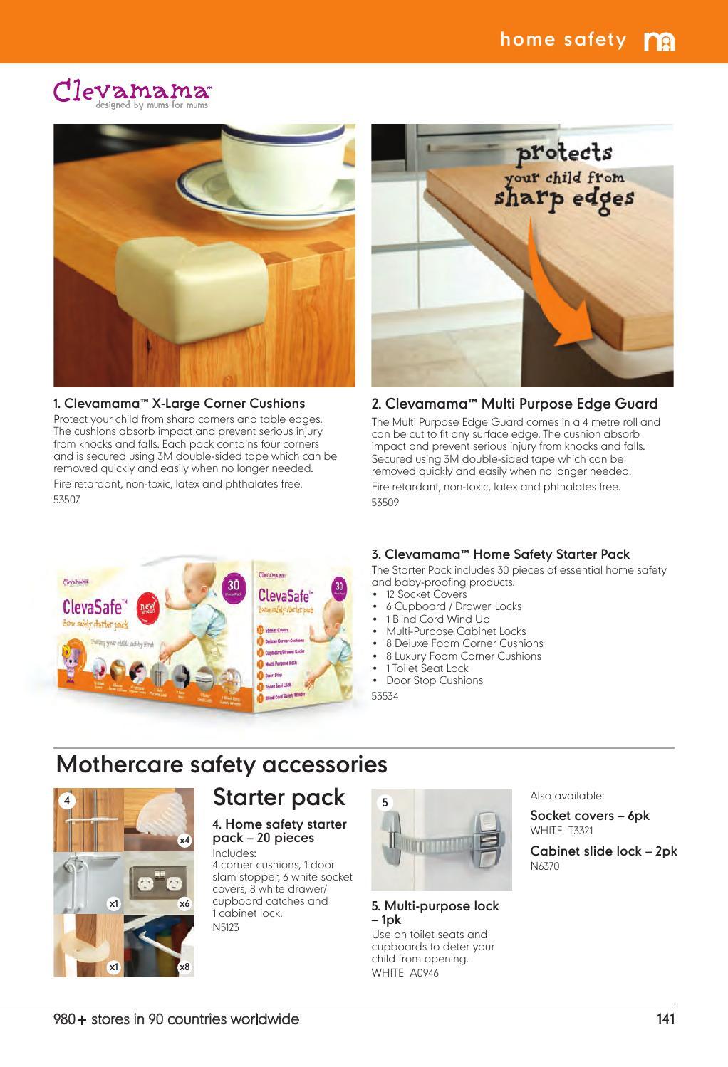 Baby Safety Door Corner Cushion Socket Cover Cupboard Drawer Lock Door Stopper