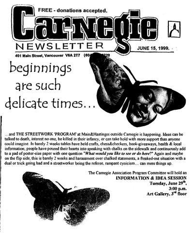 June 15 1999 Carnegie Newsletter By Carnegie Newsletter Issuu