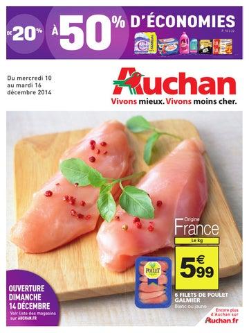 e9b20abd22093 Auchan catalogue 10 16decembre2014 by PromoCatalogues.com - issuu