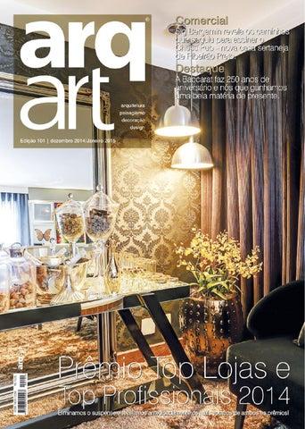 ead707d701fac Arqart 101 by Revista ARQART - issuu
