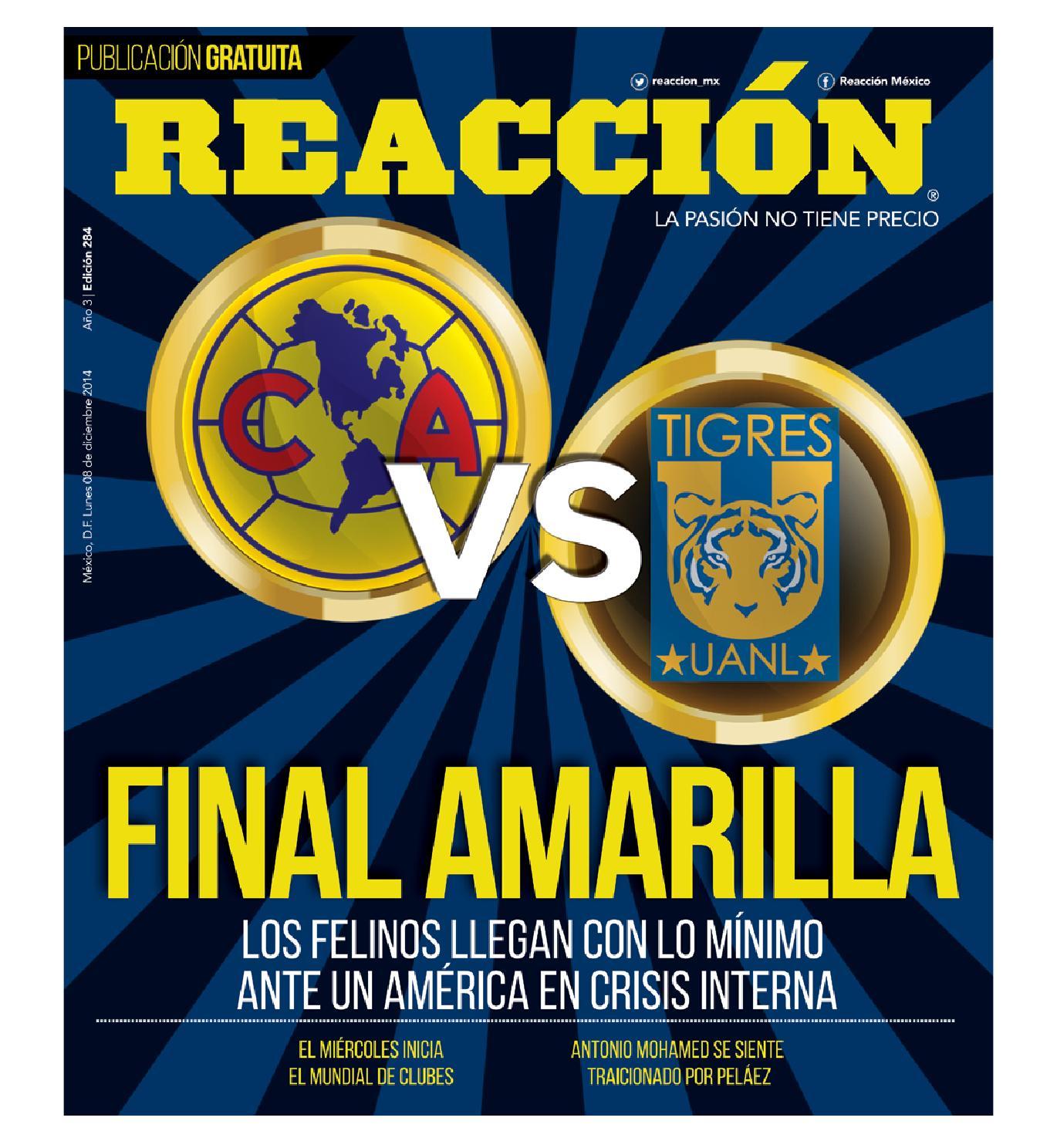 Reaccion 284 by Contacto Reacción - issuu ca27825293a