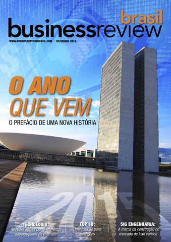 Business Review Brasil Dezembro 2014 by Business Review Brasil - issuu 9ee9350f0a