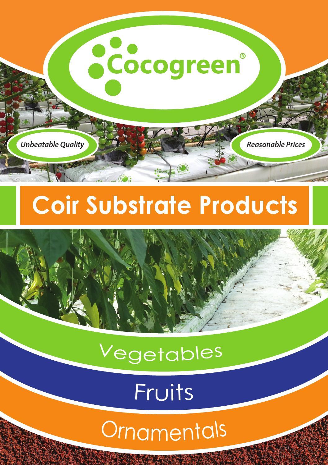 Cocogreen katalogus - Central Europe - English by Cocogreen