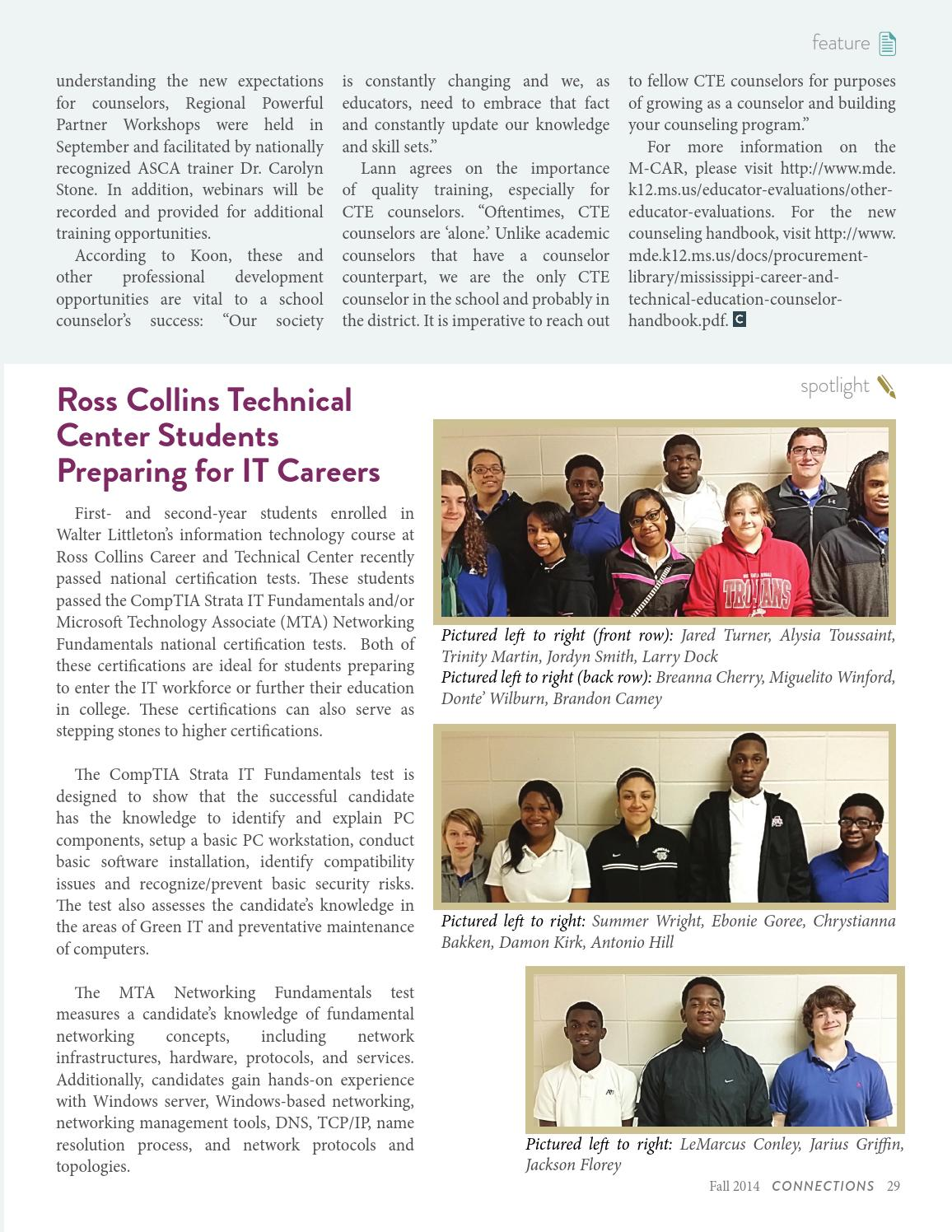 Connections Fall 2014 by Mississippi State University