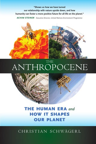 The Anthropocene: The Human Era and How It Shapes Our Planet by Synergetic  Press - issuu