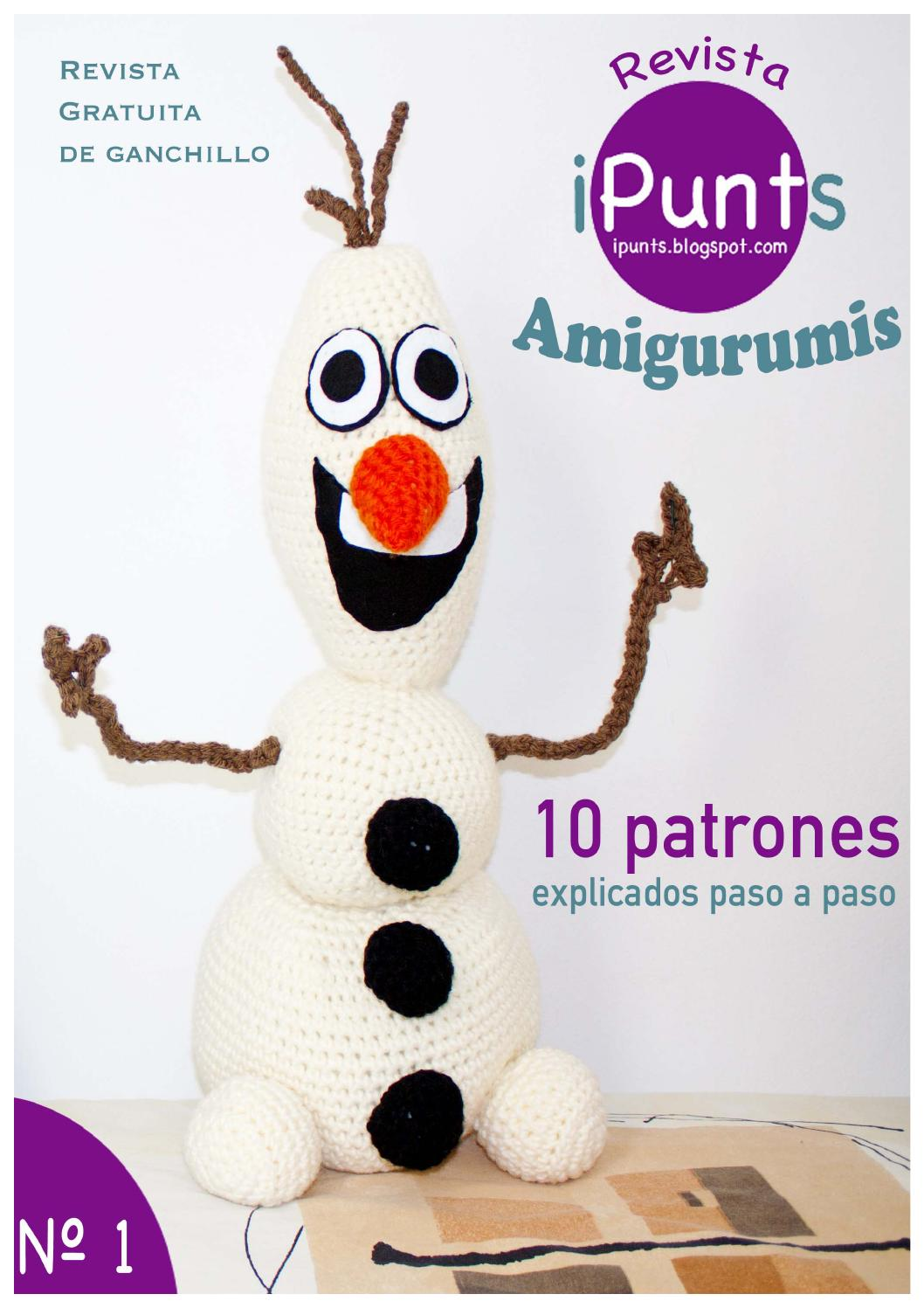 Revista ipunts amigurumis by ipunts agujas y ganchillo - issuu