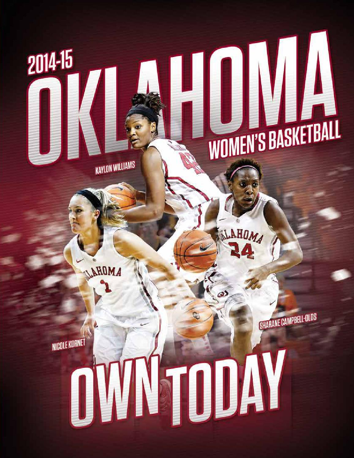 2014 15 Ou Women S Basketball Media Guide By Ou Athletics Issuu