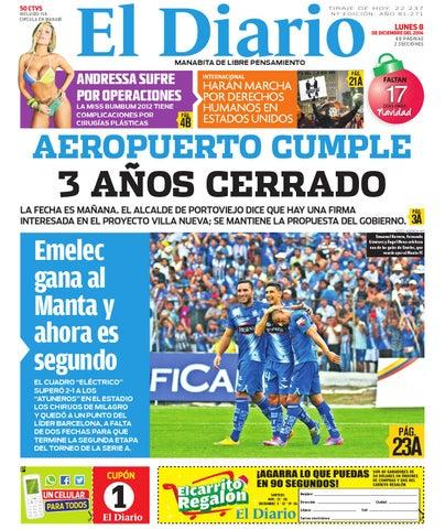 Ediasa Diciembre Del El Diario Issuu 8 De 2014 By qULGzMjVpS