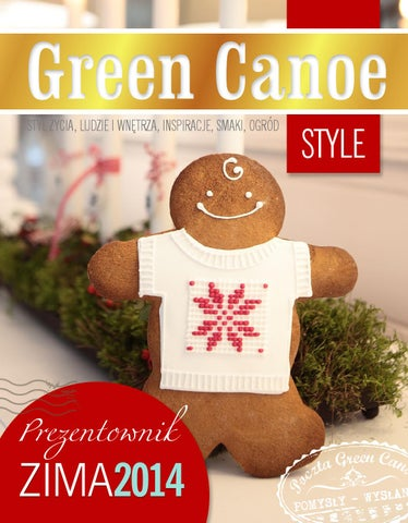 Green Canoe Style Prezentownik 2014 By Green Canoe Issuu