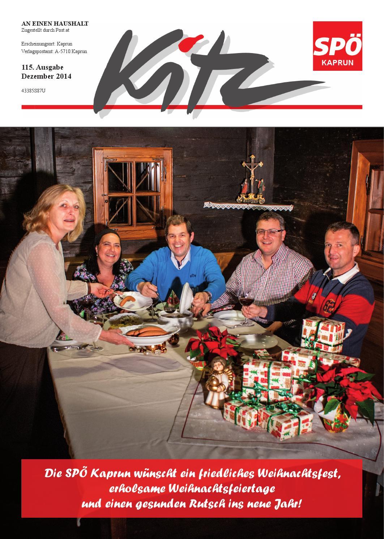 Kitz Zeitung Dezember 2014 by Misha Hollaus - issuu