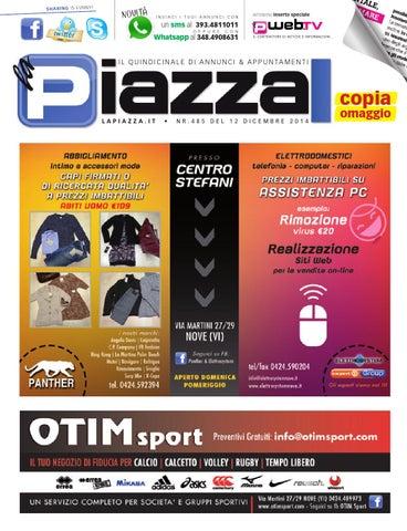 best service 072d8 6386d Lapiazza485 by la Piazza di Cavazzin Daniele - issuu