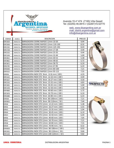 Distribuidora Argentina Ferreteria by Distribuidora Argentina - issuu a03c0c857088