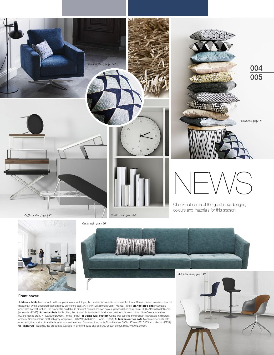 Sensational Boconcept 2015 By Imoti Da Da Profil Issuu Caraccident5 Cool Chair Designs And Ideas Caraccident5Info