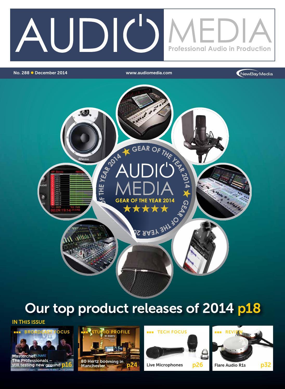 Audio Media December 2014