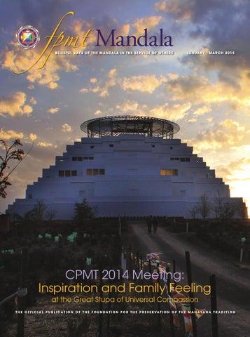 Mandala Magazine Jan-Mar 2015 by FPMT Inc - issuu