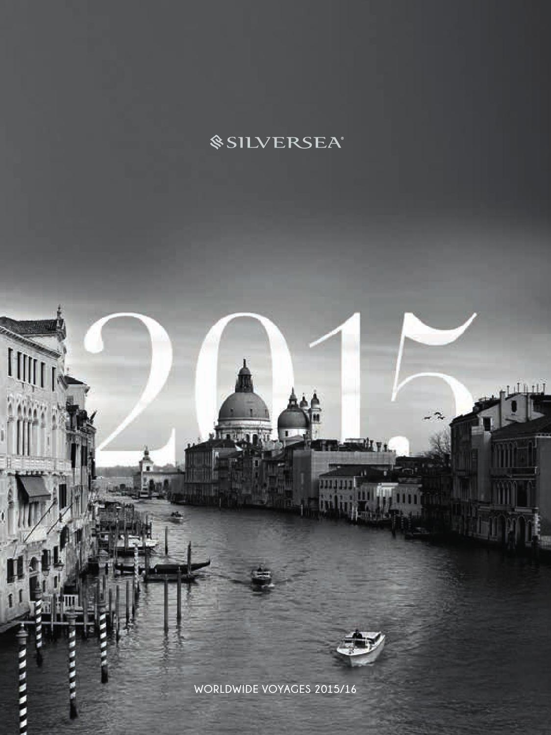 brochure 2015/16 germansilversea cruises - issuu