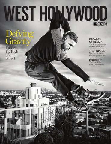West Hollywood Magazine Winter 21 by West Hollywood Magazine - issuu | title | magazine west