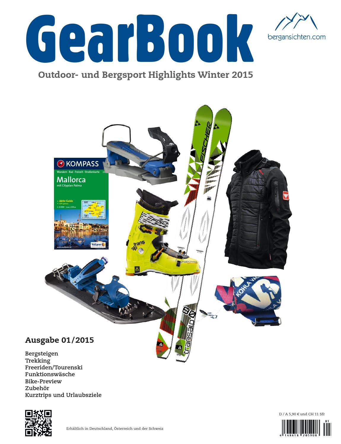 GearBook Winter 2014 by bergansichten - issuu