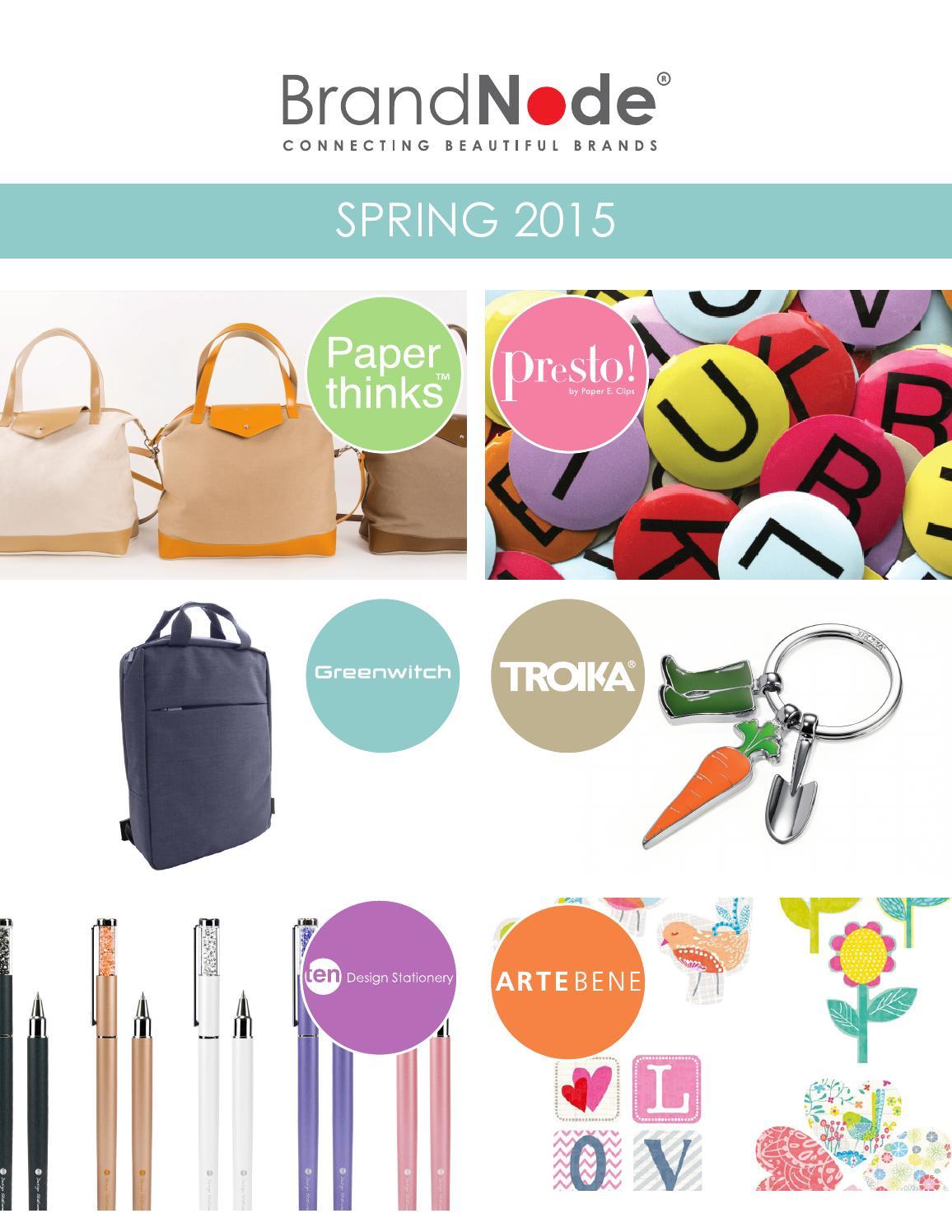 Brand Node Spring 2015 Catalog by Brand Node - issuu