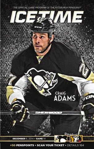 IceTime - Game 14 vs. Ottawa Senators 12 6 14 by Pittsburgh Penguins ... 44f75e7f2