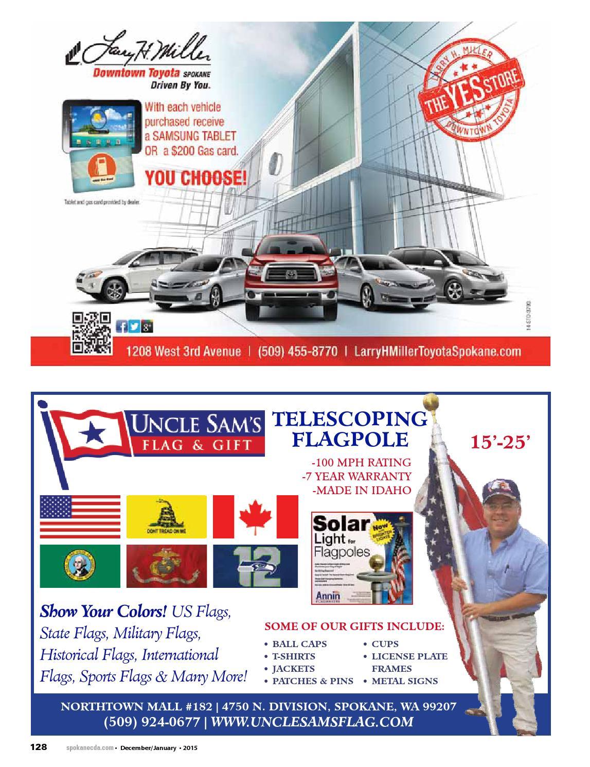 Spokane CDA Living magazine #110 by Spokane magazine - issuu
