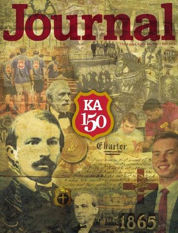 181e9b74 The Kappa Alpha Journal by Kappa Alpha Order - issuu