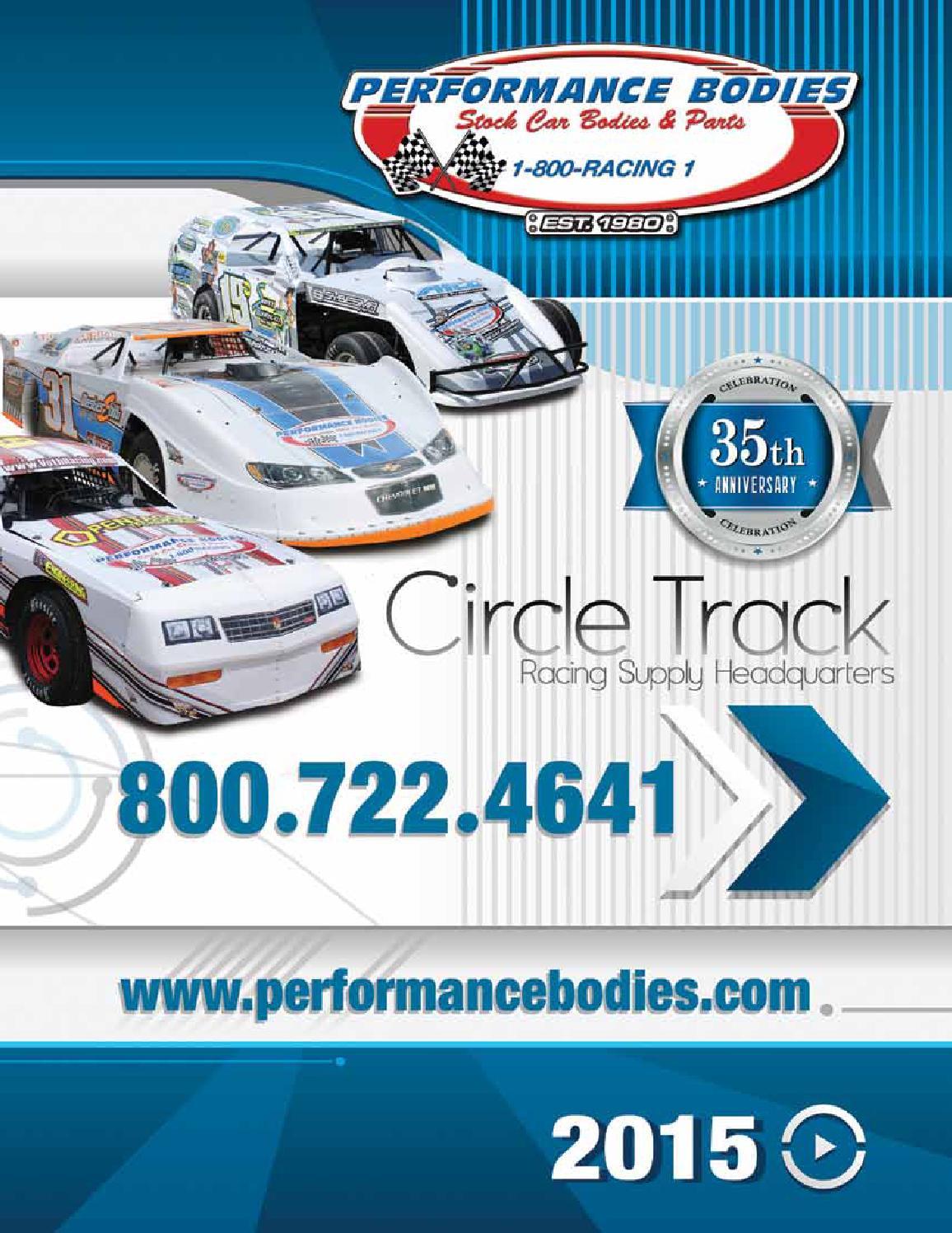 2015 Performance Bodies Retail Catalog by Julie Knutson - issuu