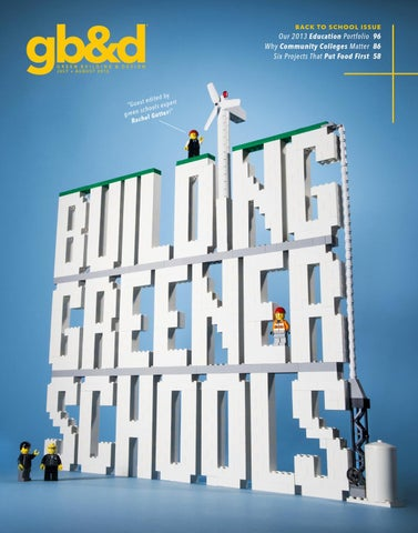 Green Building & Design (gb&d), #22 by Aaron Lewis - issuu on