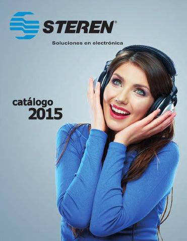 Catalogo Steren 2015 by ELECTRONICA STEREN - issuu 164693ee89a7