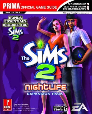 Service de matchmaking Sims 2