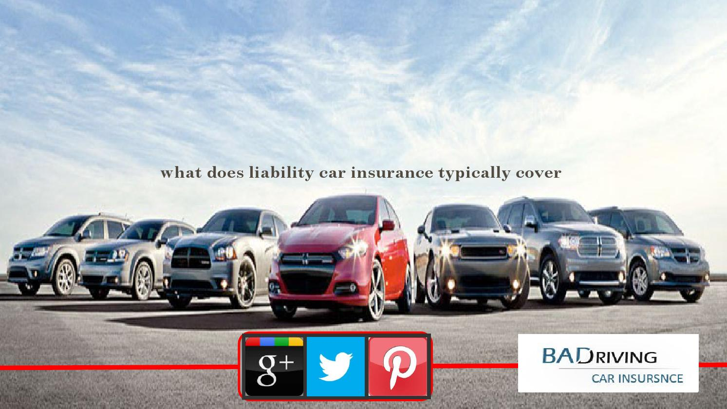 Alfa Auto Insurance >> What Does Bodily Injury Liability Auto Insurance Cover By