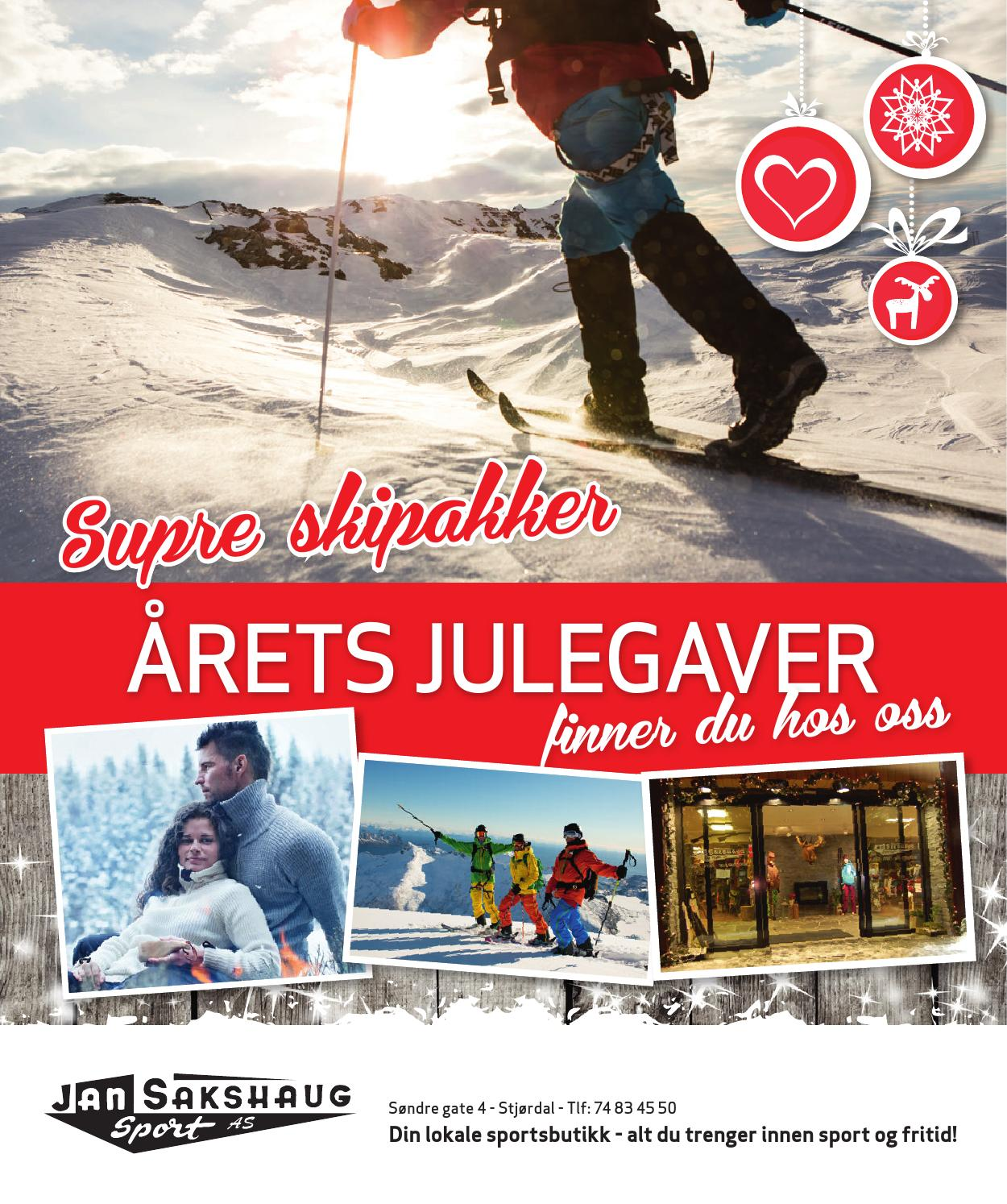 7f223387 Jan Sakshaug Sport - Julen 2014 by Stadion AS - issuu