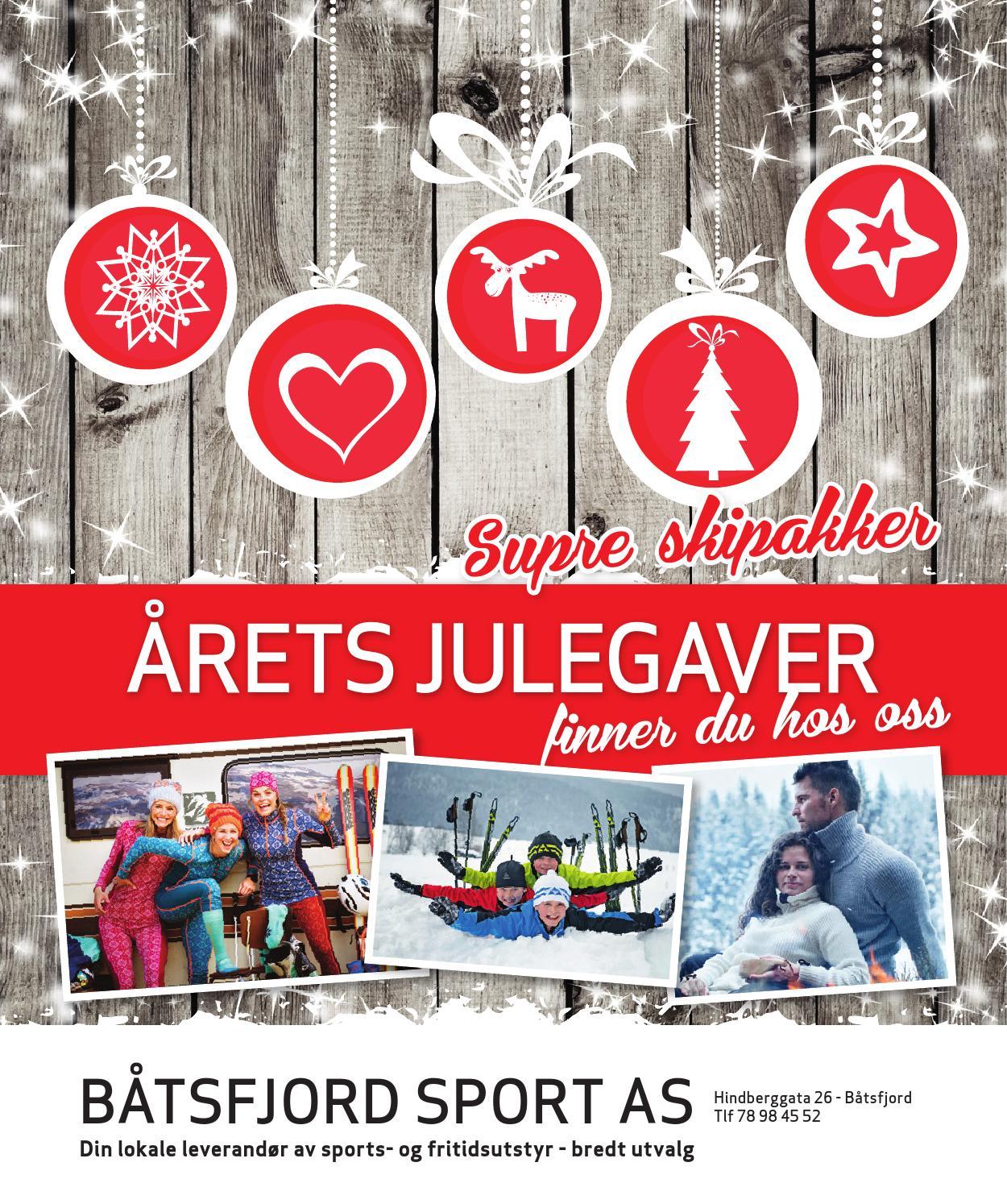 f5f0248e Båtsfjord Sport - Julen 2014 by Stadion AS - issuu