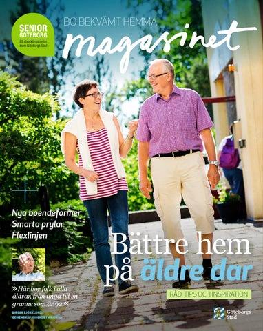 6dbd2cfb9cb437 Magasinet Bo bekvämt hemma by Göteborgs Stad - issuu