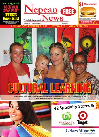 Nepeannews 11december2014 By Nepean News Issuu