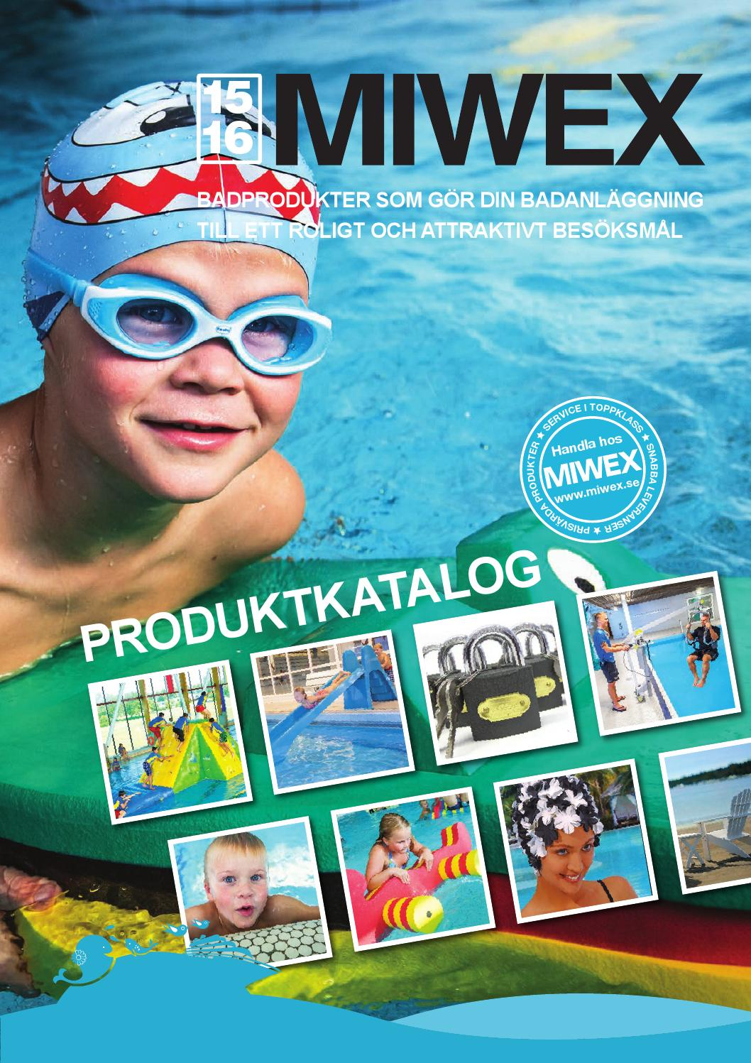 Produktkatalog 15-16 by Miwex - issuu f2eb8974de65f