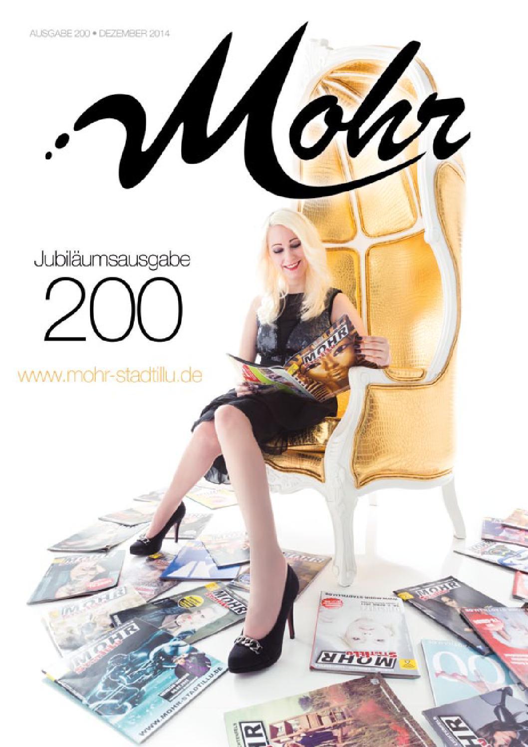 Mohr Stadtillu 200 By Heiko Bayerlieb Issuu